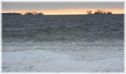 Lake Ontario 3/22/13