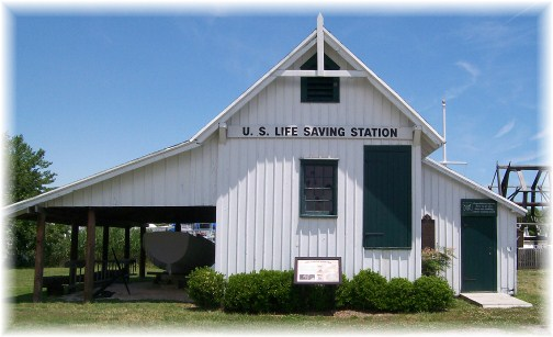 Lewes Delaware Lifesaving station
