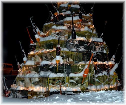 Christmas tree (photo by Doris High)