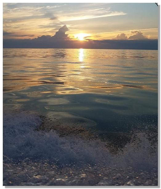 Myrtle Breach sunrise (Dave Comp)