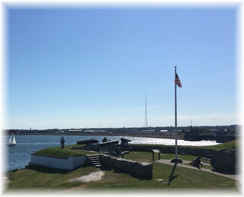 Fort Phoenix, Fairhaven, MA 6/18/16