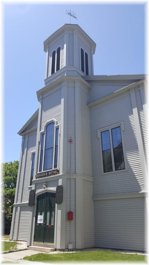 Seaman's Bethel, Mew Bedford, MA 6/18/16