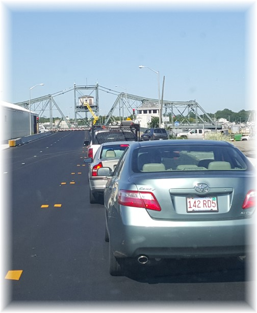 New Bedford harbor bridge 6/18/16