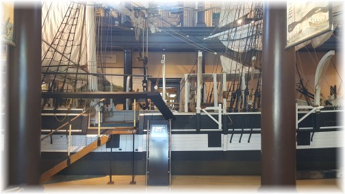 New Bedford Whaling museum 6/18/16