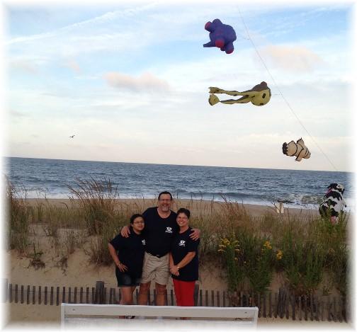 Rehoboth Beach boardwalk 9/20/14