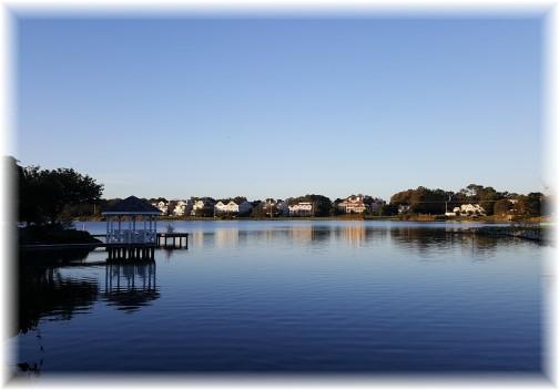 Silver Lake at Rehoboth Beach 9/13/17 Click to enlarge