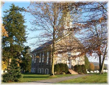 Millbach Church, Lebanon Country PA
