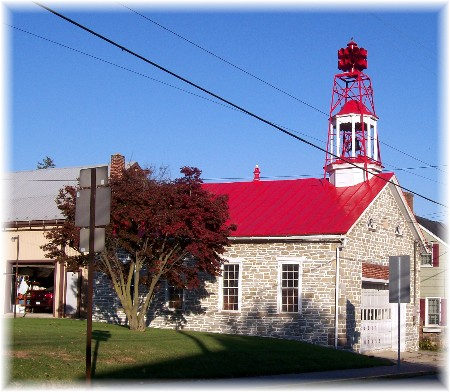 Schaefferstown Fire Hall, Lebanon Country PA