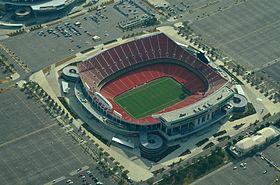 Arrowhead stadium, Kansas City, MO