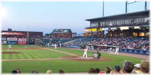 Clipper Stadium, Lancaster PA