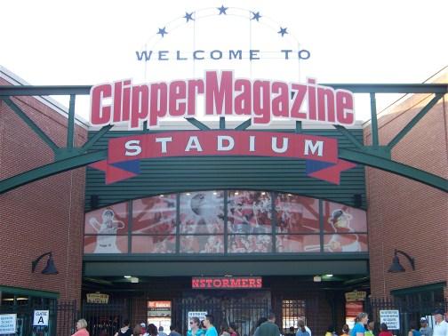 Clipper Stadium, Lancaster PA