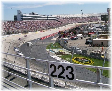 Dover NASCAR race 5/15/10