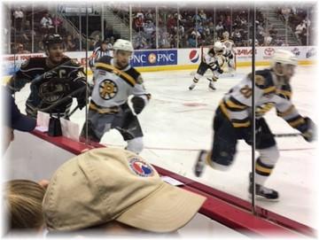 Hershey Bears Hockey Game 5/16/17