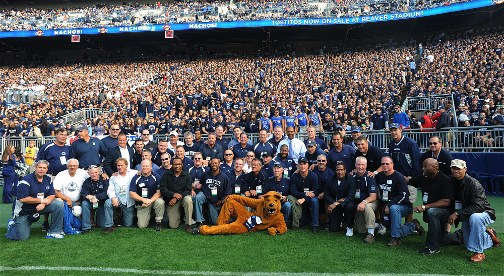 PSU team reunion 2012
