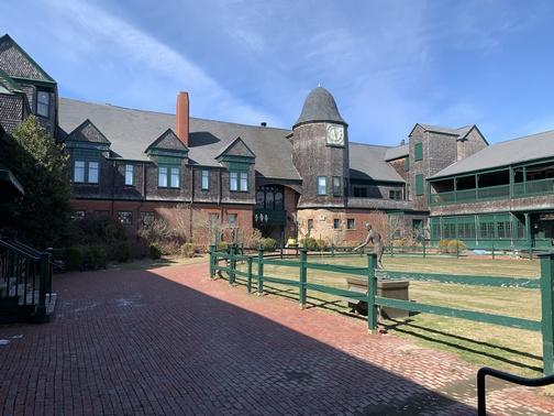 Tennis Hall of Fame, Newport RI
