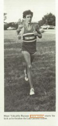 Weber in Cross Country (1971)