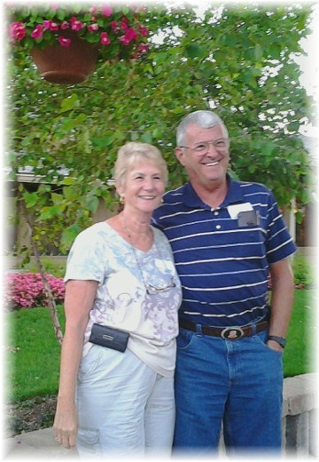 Richard & Pat Mayberry 8/6/12