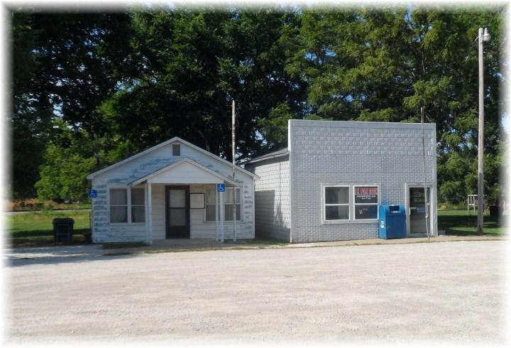 Harwood Post Office