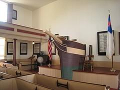 Bethel Seaman's Chapel Pulpit
