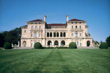 """The Breakers"" Newport, Rhode Island"