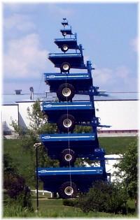 Windmill in Iowa