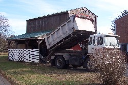 Coal delivery