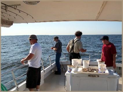 Fishing view
