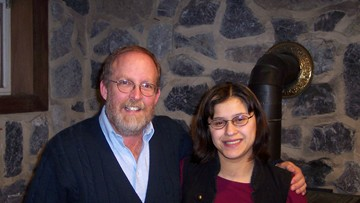 Pastor Jim and Ester