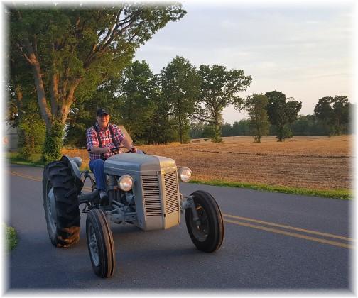 Ferguson tractor 5/25/16
