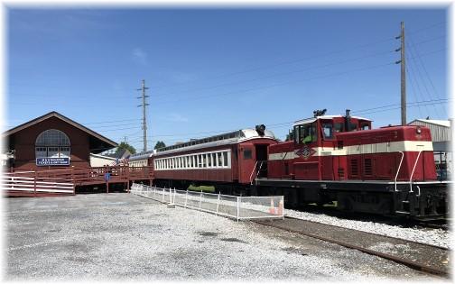 M&H railroad, Middletown, PA 6/16/18