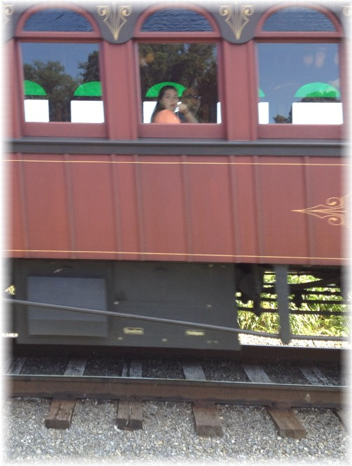 Strasbug Railroad 7/31/15 (Photo by Sadie)