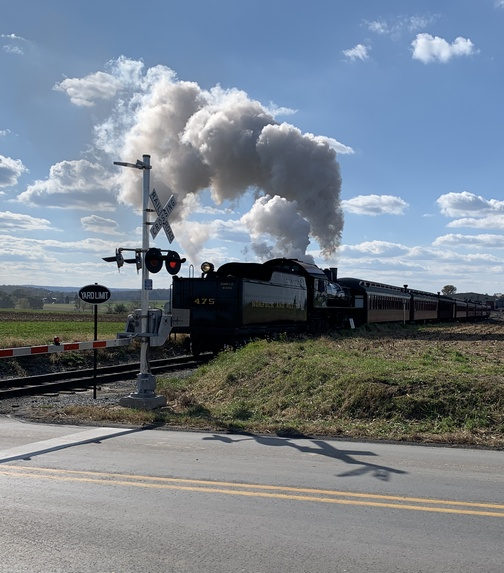 Strasburg Railroad 11/3/19