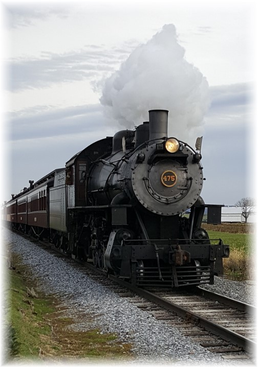 Strasburg railroad 12/8/16