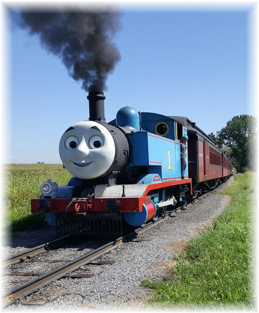 Thomas the Tank, Strasburg Railroad