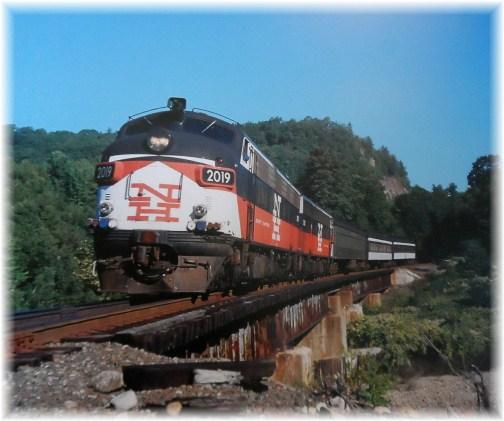 Naugatuck Railroad