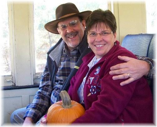 Naugatuck Railroad CT (10/13/12)