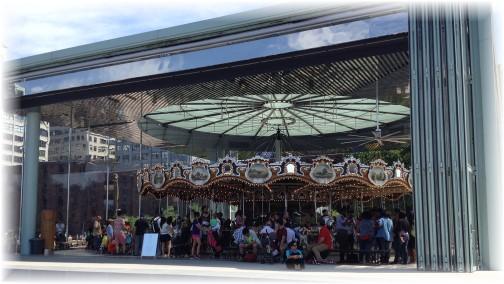 Brooklyn Promenade Carousel 5/26/14