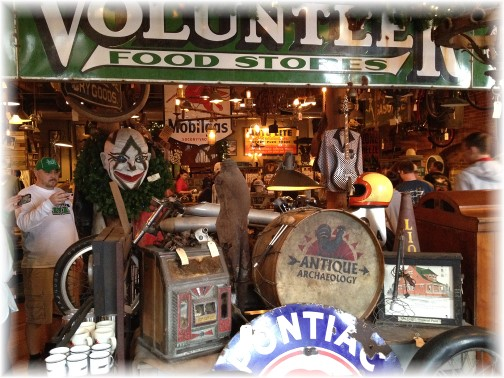 American Pickers Store in Nashville 11/28/15