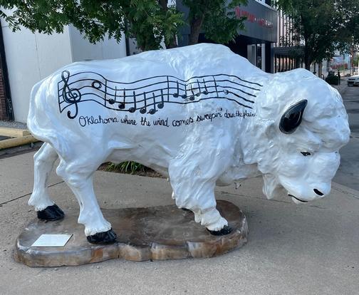 Bartlesville Oklahoma buffalo