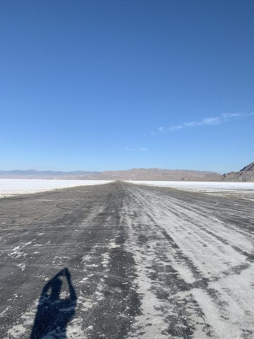 Bonneville Salt Flats 7/25/19
