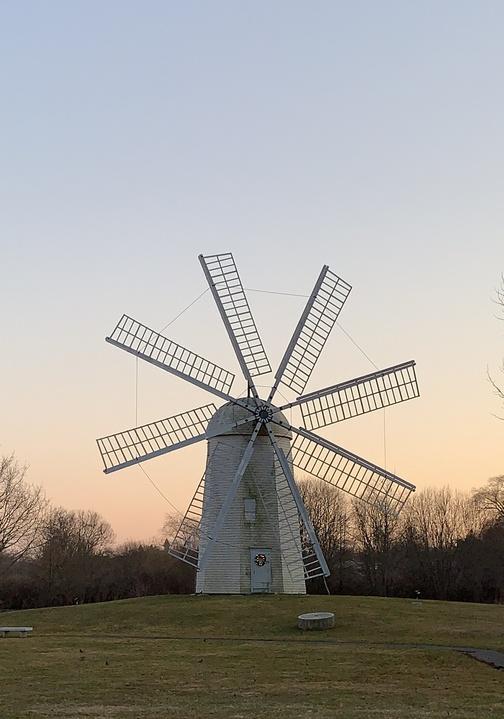 Boyd's Windmill, Middletown, RI