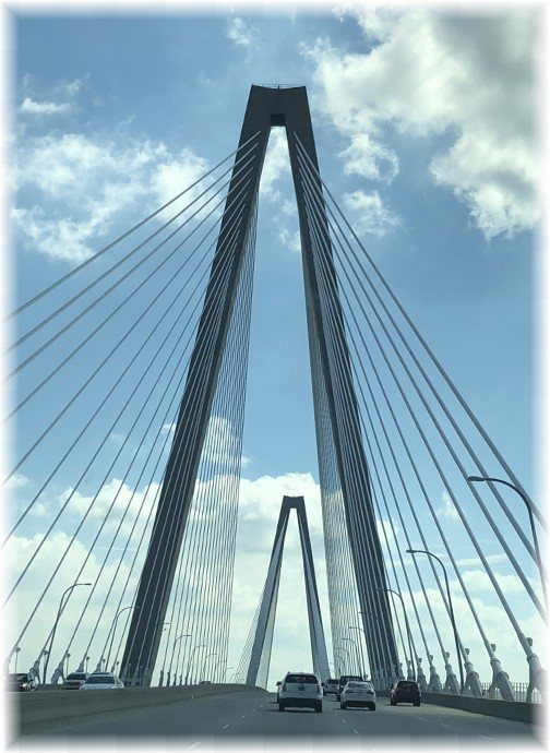 Bridge in Charleston, SC