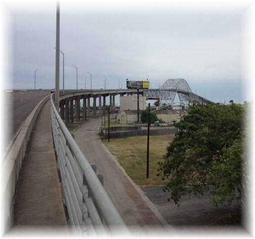 Corpus Christi Bay Bridge 5/1/14