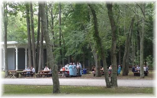 Wheaton family picnic 7/15/14