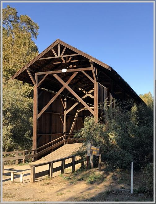 Fenton Covered Bridge 10/20/18