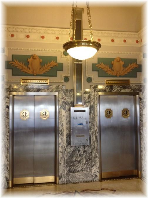 Gibbs Building lobby