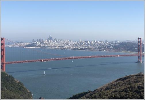 Golden Gate Bridge (10-18-18) Click to enlarge