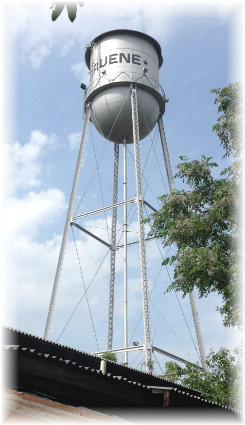 Gruene Texas Water Tower 4/27/14