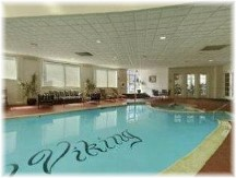 Hotel Viking pool, Newport RI