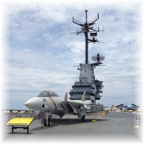 Lexington Aircraft Carrier 5/1/14